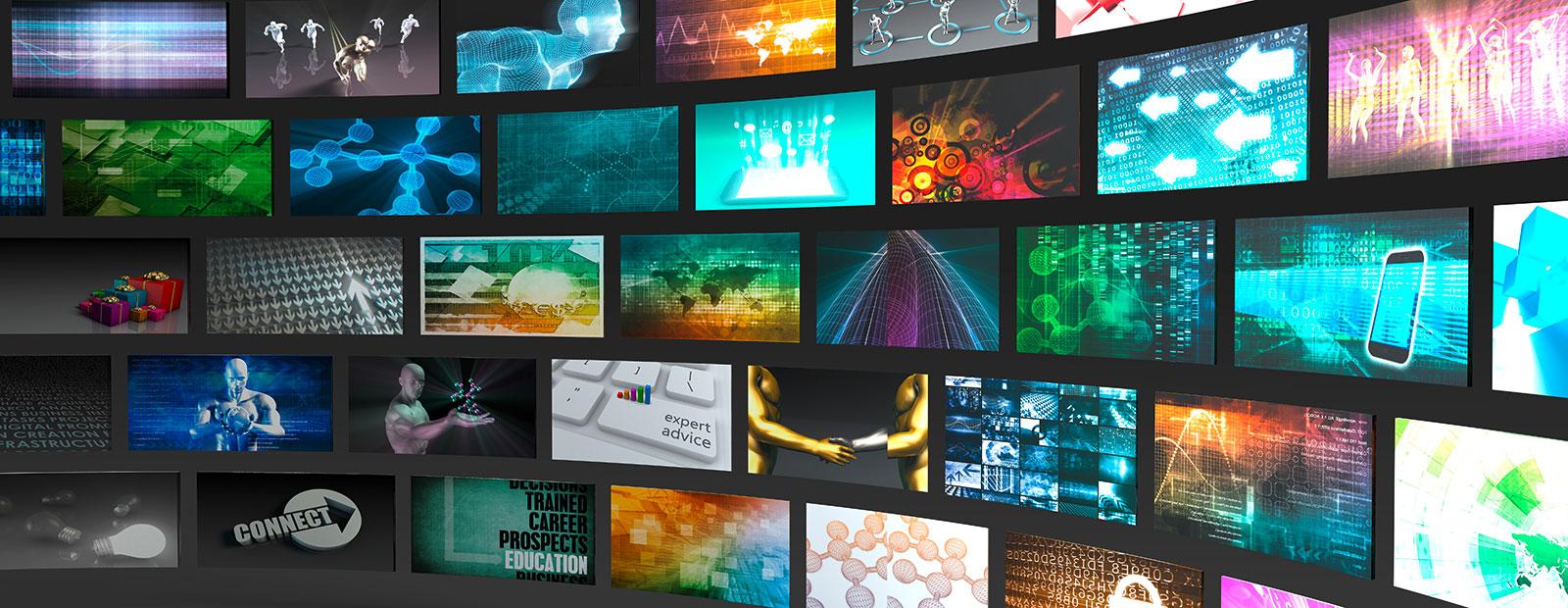 videowall eurofunk