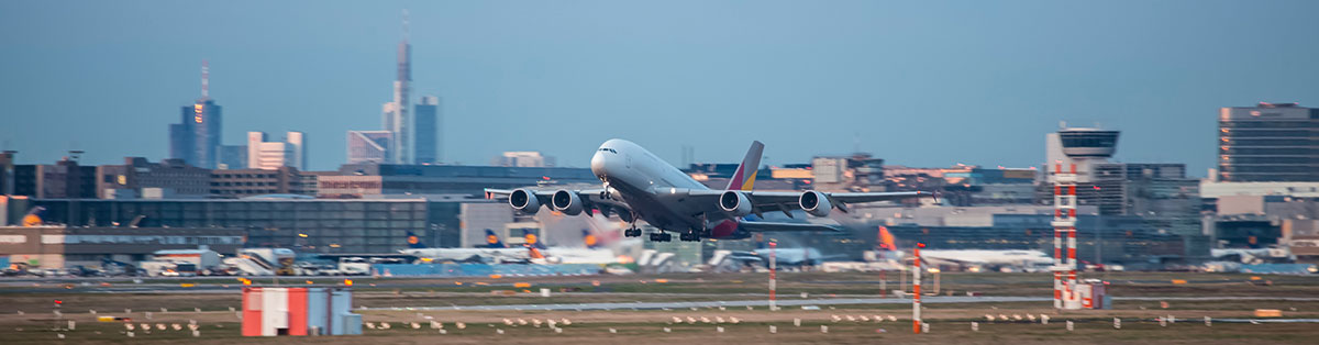 eurofunk Lösungen Flughäfen