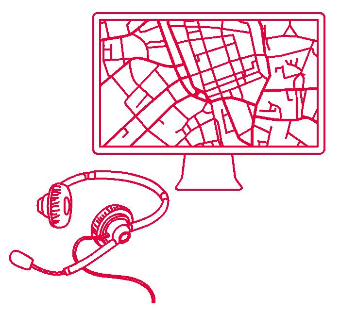 eurofunk Geo Screen Headset