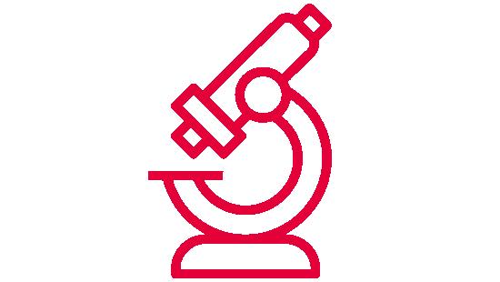 icon mikroskop