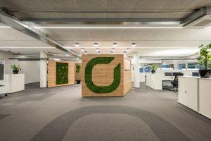 Eurofunk Innovation Office Salzburg