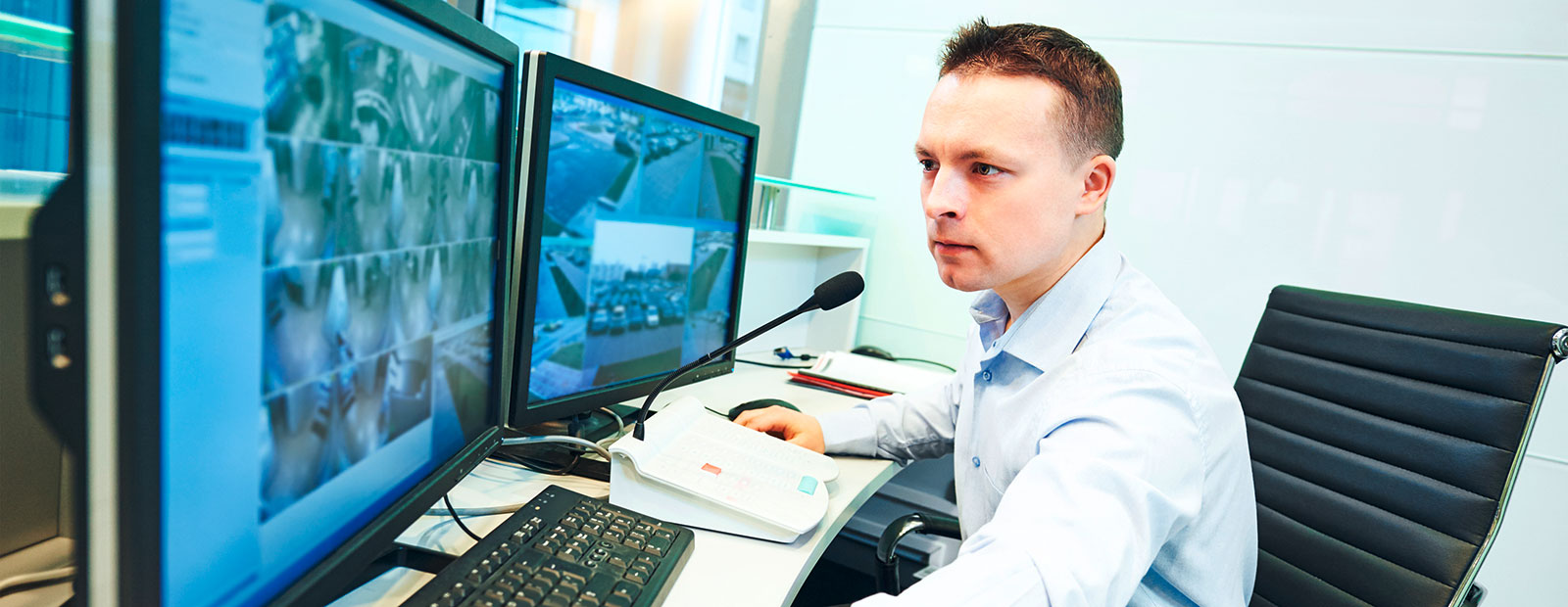 kontrollzentrum multimedia lösung